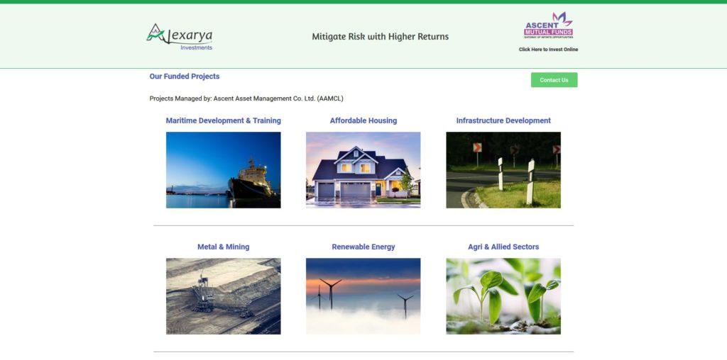 Alexarya Investments