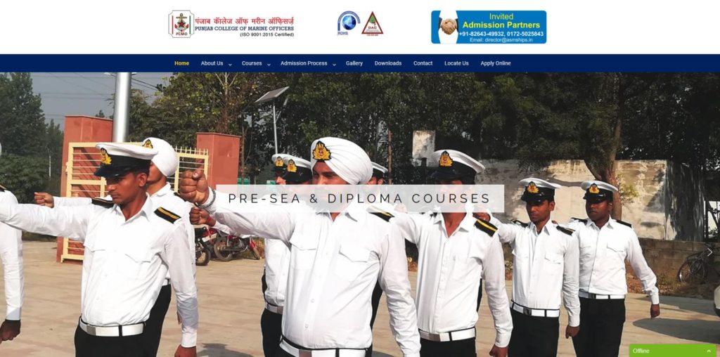 Punjab College of Marine Officers