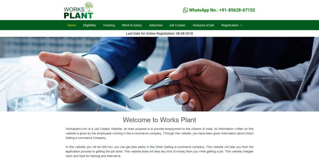 Works Plant