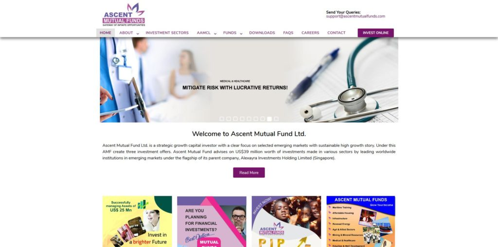 Ascent Mutual Funds