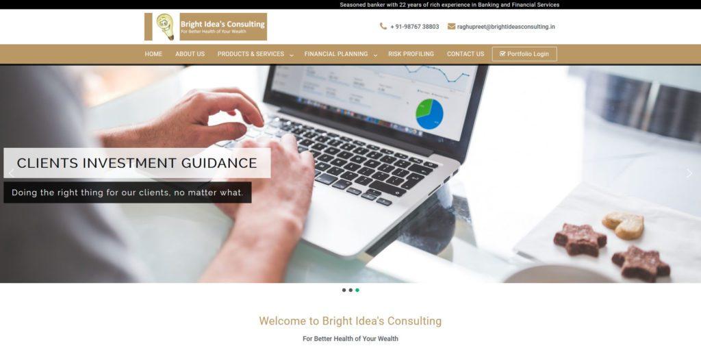 Bright Idea's Consulting